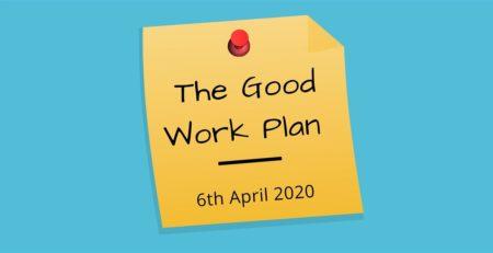 good work plan 2020